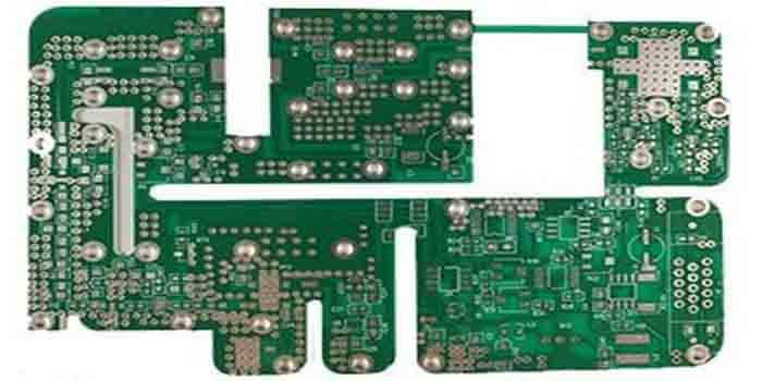 Rogers 3000 series PCB