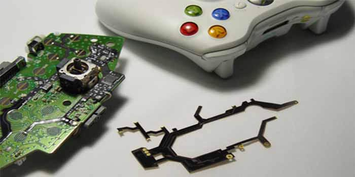 360 Controller Xbox PCB