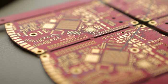 Well-fabricated IMS PCB