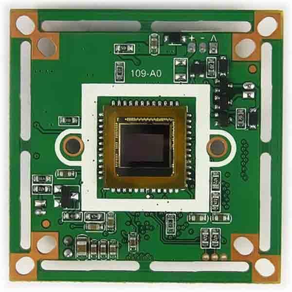 Camera In DVR PCB