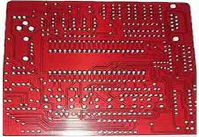 Quality of Red PCB from China
