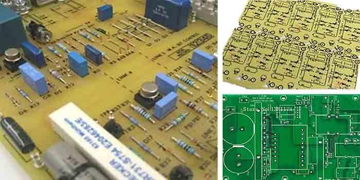 Yellow PCB VS Convention PCB