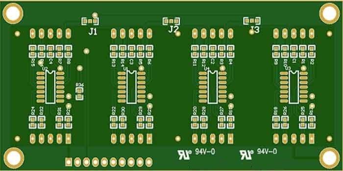 6 Layer PCB UL Rating