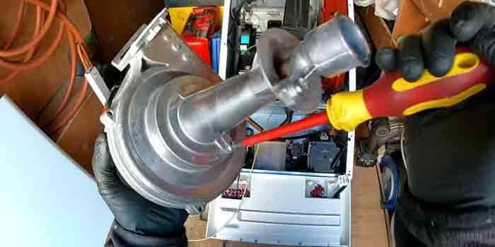 Fixing F3 Fault In Boiler PCB