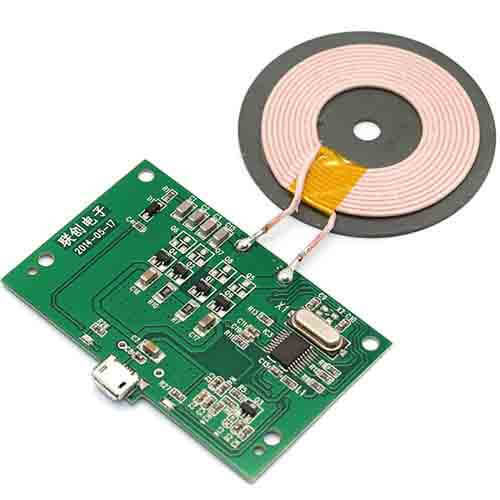Wireless Charging Coil PCB