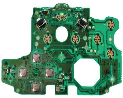 Xbox One Controller PCB Soldering