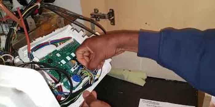 Replacing Boiler PCB