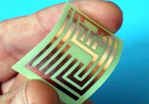Copper Anodic Filament Arlon PCB