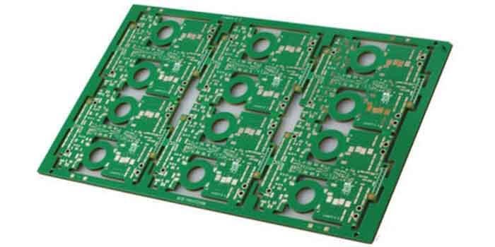 6 Oz Copper PCB ENIG Surface Finish