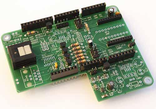 Cost-Effective Remote PCB