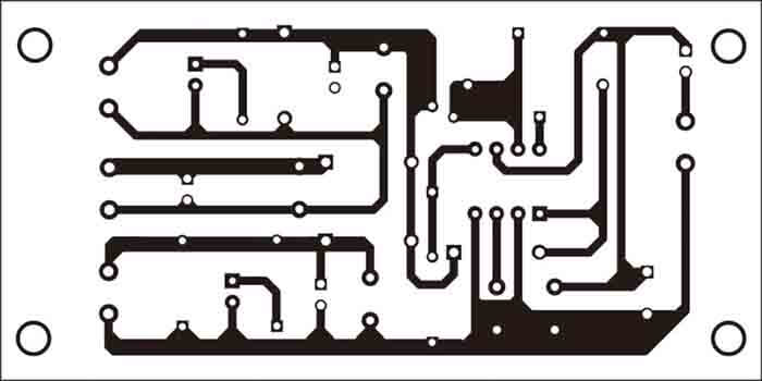DC-DC Converter PCB With Maximum Current-Carrying Capacity