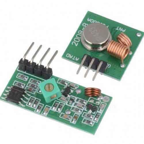 RFlink Transmitter PCB