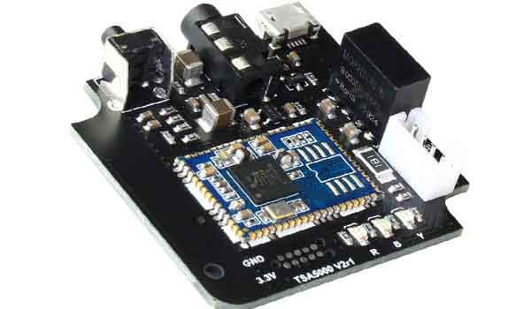 Widely Used Bluetooth transmitter PCB