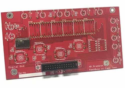 Customized Remote PCB