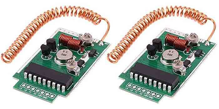 Low Cost Transmitter PCB