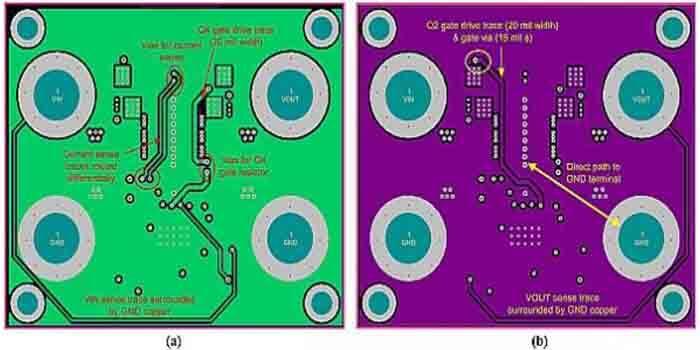 DC-DC converter PCB Layout