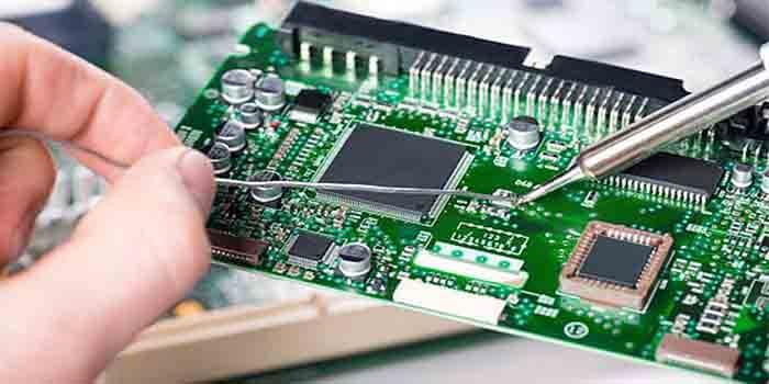 Melting of Inverter PCB