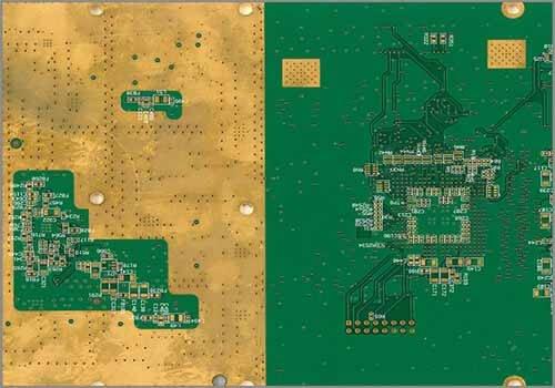 Nanya PCB Surface Finish