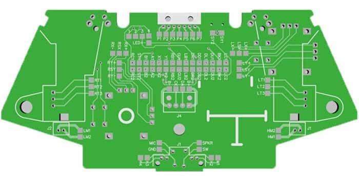Xbox PCB Fabrication