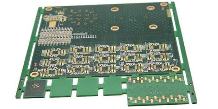 A Motherboard PCB