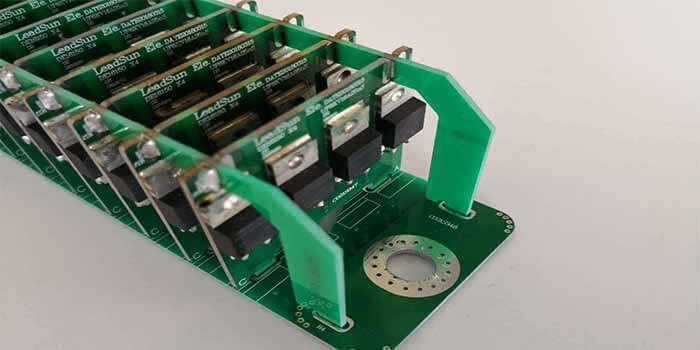 High Voltage PCB Applications