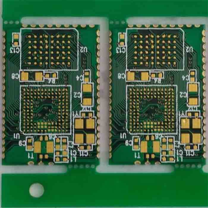 High frequency Isola PCB