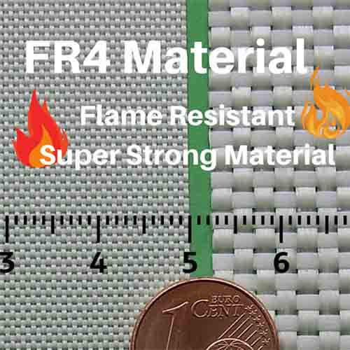 FR-4 as a base material for 4 Oz copper PCB