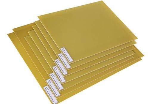 Yellow PCB Material