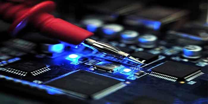 Transmitter PCB testing