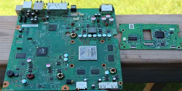 Effective 360 Controller Xbox PCB