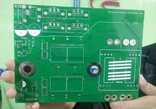 Heavy Copper PCB 10 Oz