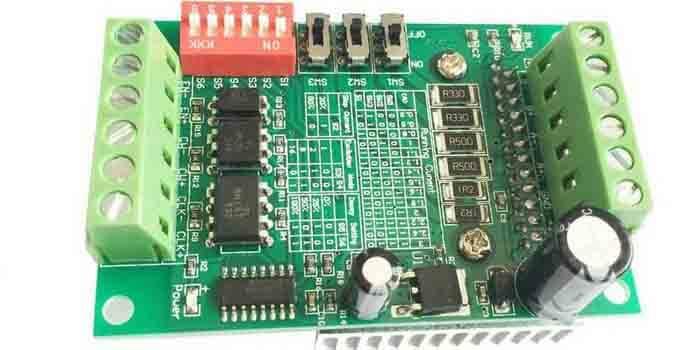 Motor Driver PCB Materials