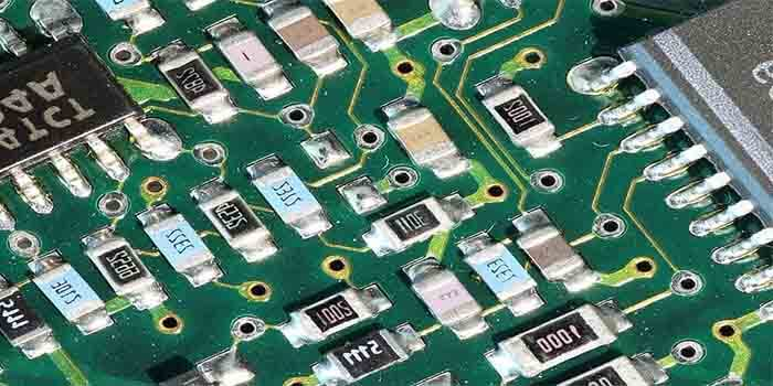 6 Layer PCB Components