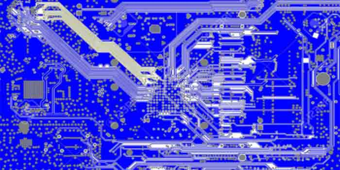 A high technology embedded PCB Design