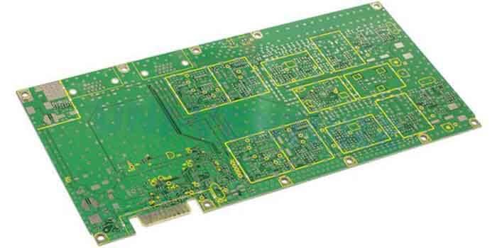 Appliances of 3 oz Copper PCB