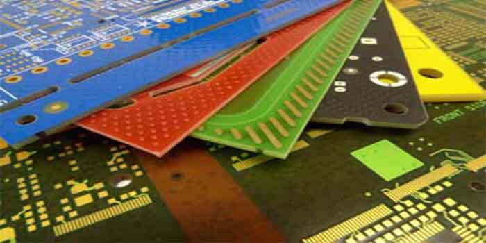 Different Types of Colors of PCB