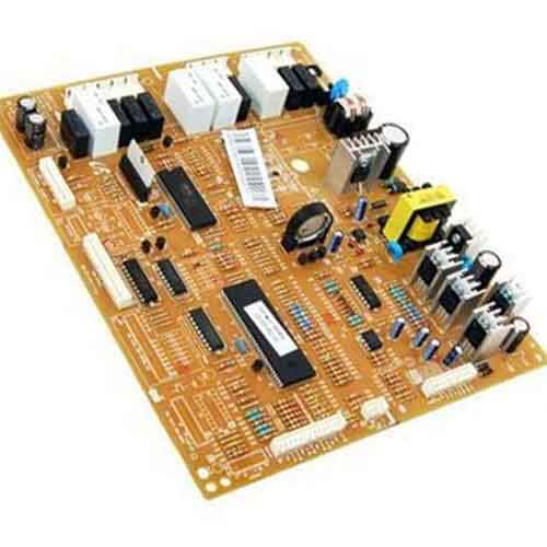 Structure of refrigerator PCB