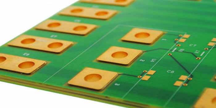 The thickness of the 4 Oz copper PCB