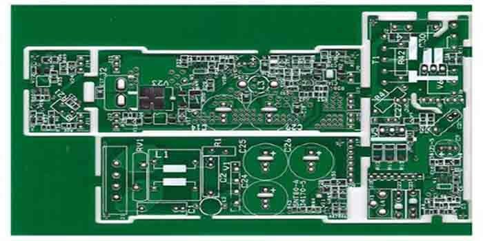 6 Oz Copper PCB With FR4 Materials