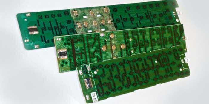 TV Remote PCB
