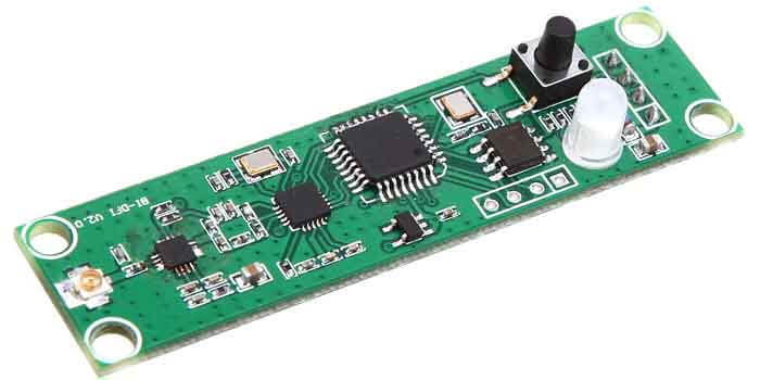 Wireless Transmitter PCB