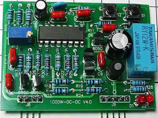Designing Principles of Inverter PCB