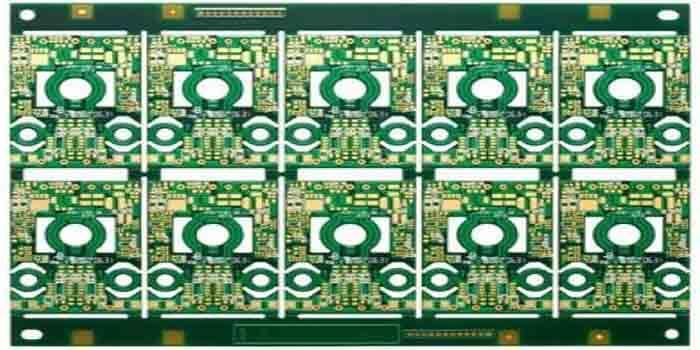 12 layers 4 Oz copper PCB