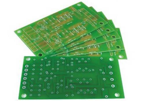 single layer compressor pcb