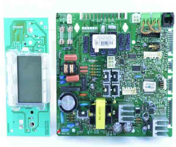 Highly Functional Boiler PCB