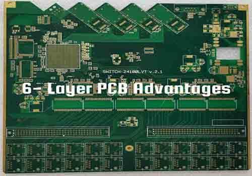 6 Layer PCB Advantages