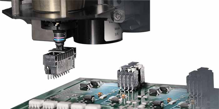The assembly process of high technology embedded PCB