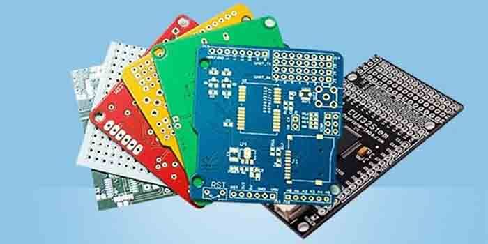 PCB Available in Different Colors