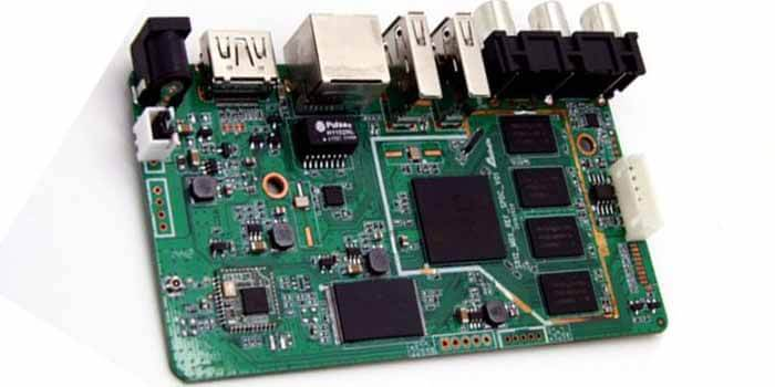 Working Process Of IOT PCB
