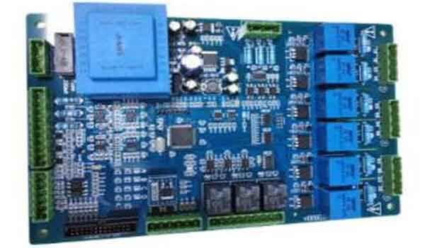 AC Motor Soft Start Three Phase Thyristor Firing Control Board